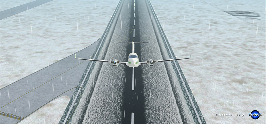 Winter Runways