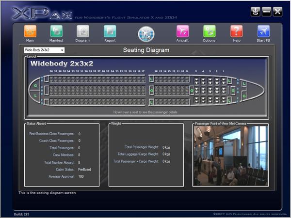 Hifi Sim Xpax Fs9 Fsx Missions
